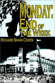 Cover of: Monday