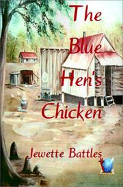 Cover of: The Blue Hen's Chicken