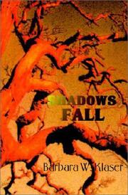 Cover of: Shadows Fall