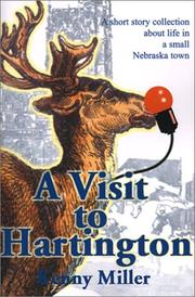 Cover of: A Visit to Hartington