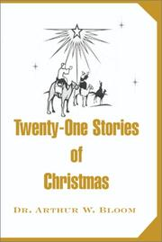 Cover of: Twenty-One Stories of Christmas