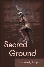 Cover of: Sacred Ground