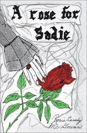 Cover of: A Rose for Sadie