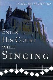 Cover of: Enter His Court With Singing
