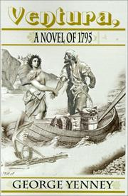 Cover of: Ventura, a Novel of 1795