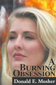 Cover of: A Burning Obsession