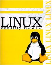 Cover of: Linux Security Howto