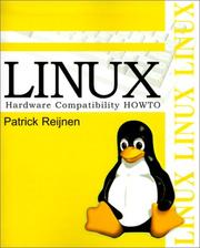 Cover of: Linux Hardware Compatibility Howto