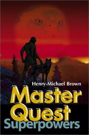 Cover of: Master Quest