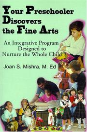 Cover of: Your Preschooler Discovers the Fine Arts