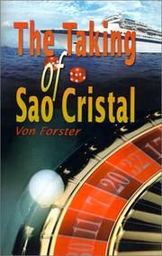 Cover of: The Taking of Sao Cristal