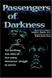 Cover of: Passengers of Darkness
