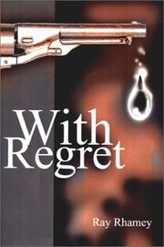 Cover of: With Regret