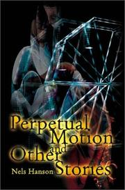 Cover of: Perpetual Motion and Other Stories