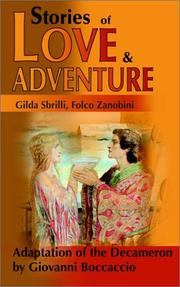 Cover of: Stories of Love and Adventure