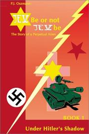 Cover of: Jew Be or Not Jew Be