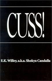 Cover of: Cuss