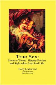 Cover of: True Sex