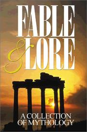 Cover of: Fable and Lore