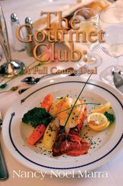 Cover of: The Gourmet Club