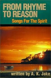 Cover of: From Rhyme to Reason