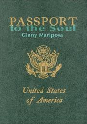 Cover of: Passport to the Soul