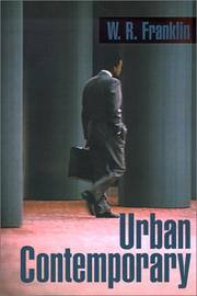 Cover of: Urban Contemporary