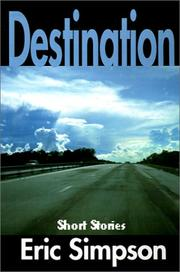 Cover of: Destination