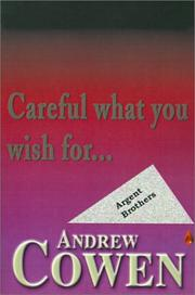 Cover of: Careful What You Wish for