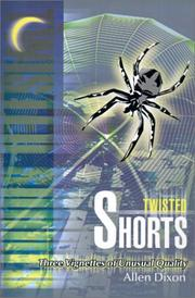Cover of: Twisted Shorts
