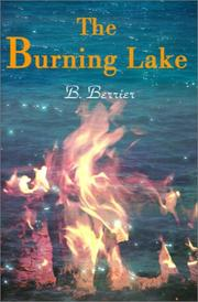Cover of: The Burning Lake