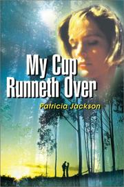 Cover of: My Cup Runneth over