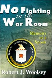 Cover of: No Fighting in the War Room