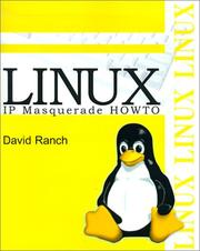 Cover of: Linux Ip Masquerade Howto