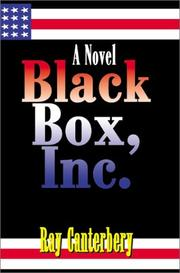 Cover of: Black Box, Inc