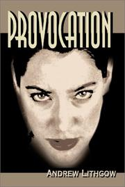 Cover of: Provocation