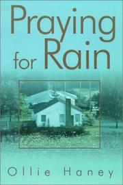 Cover of: Praying for Rain