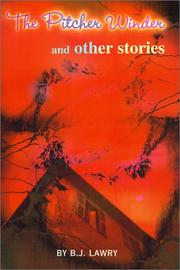 Cover of: The Pitcher Winder and Other Stories