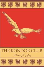 Cover of: The Kondor Club