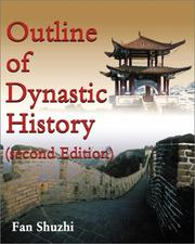 Cover of: Outline of Dynastic History