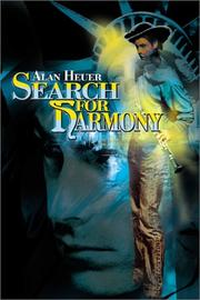Cover of: Search for Harmony
