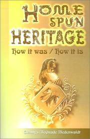 Cover of: Home Spun Heritage