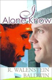Cover of: I Alone Know