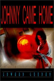 Cover of: Johnny Came Home