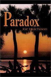 Cover of: Paradox