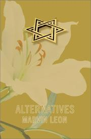 Cover of: Alternatives