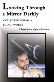 Cover of: Looking Through a Mirror Darkly