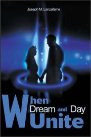 Cover of: When Dream and Day Unite