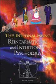 Cover of: The Internal Being | Raymond Bates