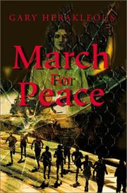 Cover of: March for Peace